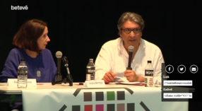 Taula debat Fòrum Veïnal de Treball i Cultura 2017 Amb Victoria Bermejo.